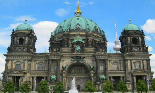 Zdjecie NIEMCY / Berlin-Brandenburg / Berlin / Katedra