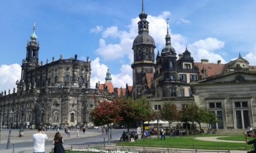 NIEMCY / - / Drezno / Drezno -  najpiękniejsze miasto Saksonii