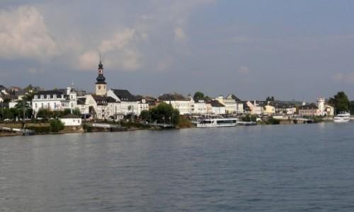 Zdjęcie NIEMCY / Hessen / Rüdesheim am Rhein / W dolinie Renu I