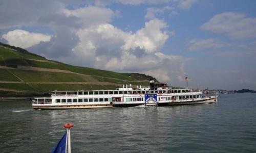 Zdjęcie NIEMCY / Hessen / Bingen am Rhein / Dziadek