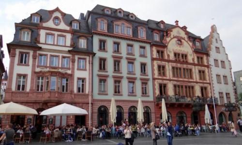 Zdjęcie NIEMCY / Rheinland-Pfalz / Mainz / Altstadt I
