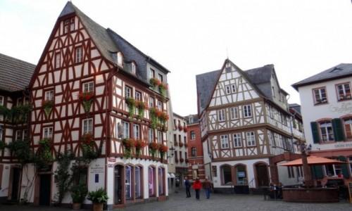 Zdjęcie NIEMCY / Rheinland-Pfalz / Mainz / Altstadt III