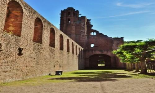Zdjęcie NIEMCY / Rheinland-Pfalz / Bad Durkhaim / Bad Durkhaim, ruiny opactwa Limburg