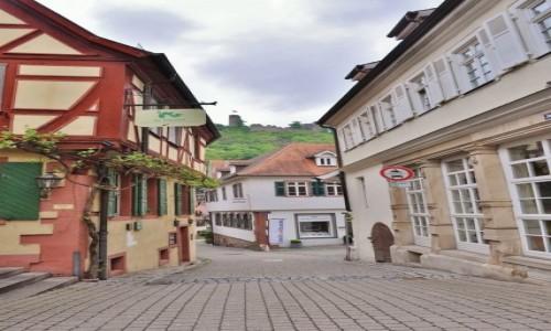 Zdjęcie NIEMCY / Badenia-Wirtembergia / Weinheim / Weinheim