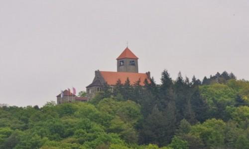 Zdjęcie NIEMCY / Badenia-Witenbergia / Weinheim / Wachenburg, Weinheim