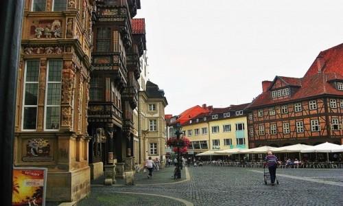 Zdjęcie NIEMCY / Dolna Saksonia / Hildesheim / Gdzie czas nie goni...