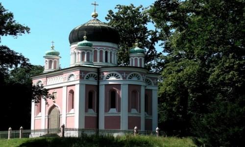 Zdjęcie NIEMCY / Berlin / Rosyjska Kolonia / Cerkiew
