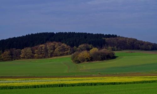 NIEMCY / Westfalia / Sauerland /  - jesienne kolory -