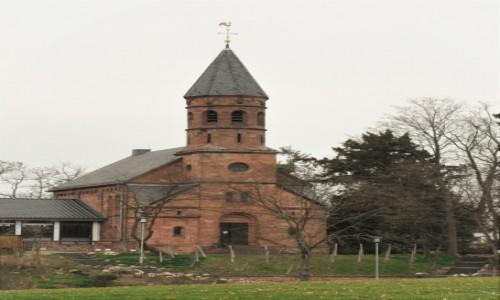 Zdjęcie NIEMCY / Hesja / Lorsch / Lorsch, kościół ewangelicki XIX w.