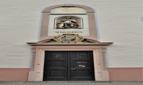 Zdjęcie NIEMCY / Hesja / Lorsch / Lorsch, kościół katolicki XVII w.