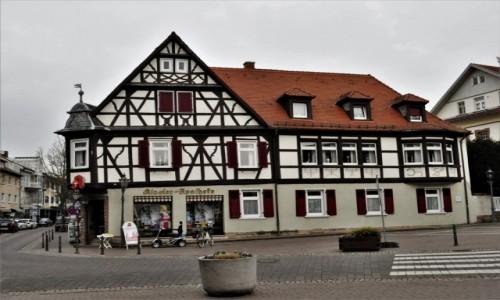 Zdjęcie NIEMCY / Hesja / Lorsch / Lorsch, miasteczko