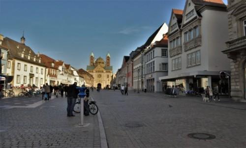 Zdjęcie NIEMCY / Nadrenia-Palatynat / Spira / Spira, miasto