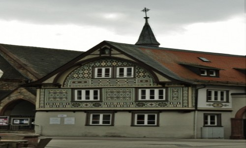 Zdjęcie NIEMCY / Hesja / Bensheim / Bensheim, piękne miasteczko