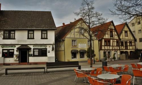 Zdjecie NIEMCY / Hesja / Bensheim / Bensheim, piękne miasteczko