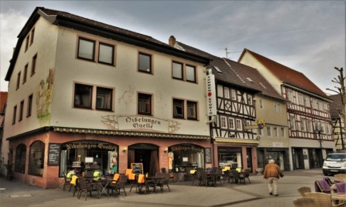 Zdjęcie NIEMCY / Hesja / Bensheim / Bensheim, urokliwe miasteczko