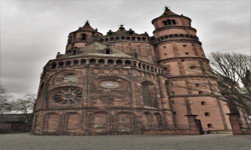Zdjęcie NIEMCY / Nadrenia-Palatynat / Worms / Worms, katedra