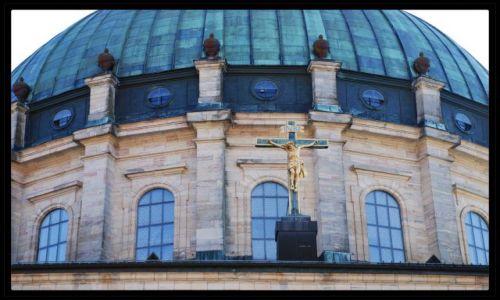 Zdjecie NIEMCY / baden-württenberg / sankt blasien / katedra