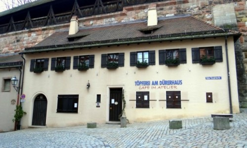 Zdjecie NIEMCY / Bayern / Nürnberg / Kawiarnia I