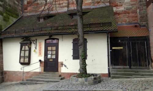Zdjecie NIEMCY / Bayern / Nürnberg / Kawiarnia II