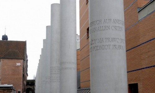 Zdjecie NIEMCY / Bayern  / Nürnberg / Prawa Człowieka