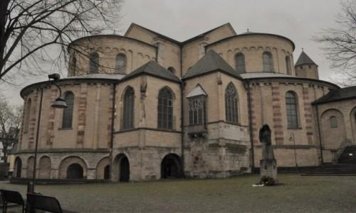 Zdjecie NIEMCY / Nadrenia Północna-Westfalia / Kolonia / Kolonia, St. Maria im Kapitol