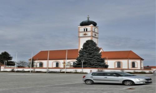 Zdjecie NIEMCY / Oberpfalz / Aufhausen / Aufhausen, kościół parafialny, IX-XVII w.