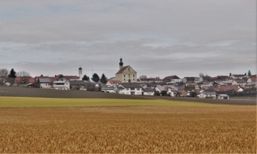 Zdjęcie NIEMCY / Oberpfalz / Aufhausen / Aufhausen, panorama