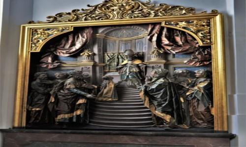 Zdjecie NIEMCY / Oberpfaltz / Aufhausen / Aufhausen, sanktuarium Matki Bożej Śnieżnej, XVII w.