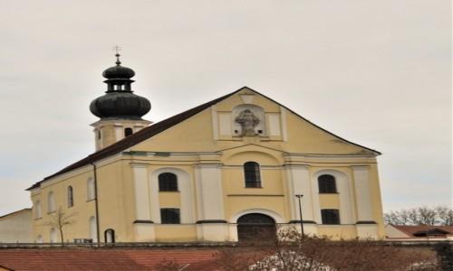 Zdjecie NIEMCY / Oberpfaltz / Aufhausen / Aufhausen, sanktuarium MB Śnieżnej z XVII w.