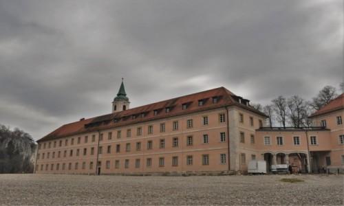 Zdjęcie NIEMCY / Niederbayern / Weltenburg / Weltenburg, opactwo