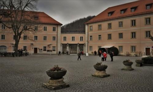 NIEMCY / Niederbayern / Weltenburg / Weltenburg, opactwo