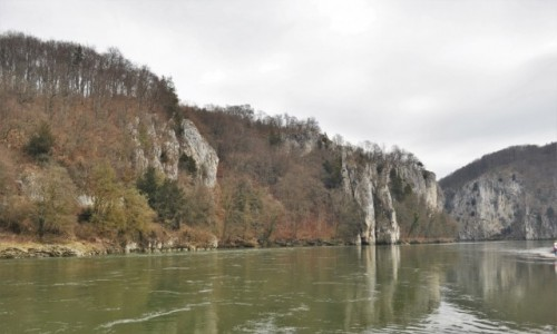 Zdjęcie NIEMCY / Niderbayern / Weltenburg / Weltenburg, Dunaj