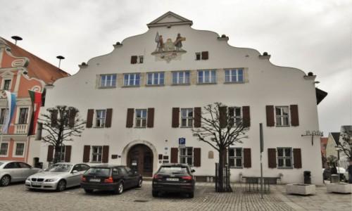 Zdjęcie NIEMCY / Niderbayern  / Kelheim / Kelheim, nowy ratusz XVI w.