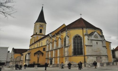 Zdjęcie NIEMCY / Niederbayern / Kelheim / Kelheim, kościół gotycki