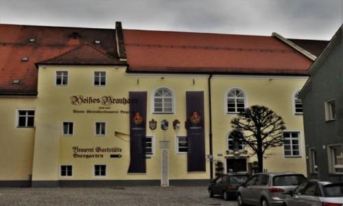Zdjęcie NIEMCY / Niederbayern / Kelheim / Kelheim,stare miasto