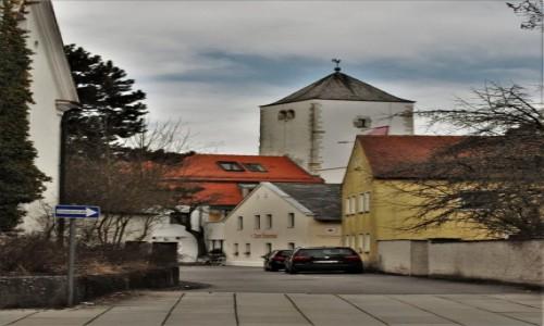 Zdjecie NIEMCY / Niederbayern / Kelheim / Kelheim, zakamarki