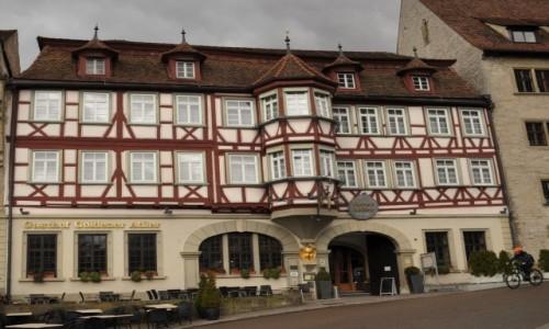 Zdjecie NIEMCY / Badenia-Wirtembergia / Schwabisch Hall / Kelheim, stary rynek