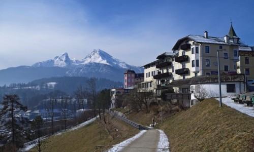 Zdjecie NIEMCY / Bawaria / Berchtesgaden / - Berchtesgaden -