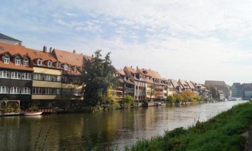 Zdjecie NIEMCY / Bawaria / Bamberg / Fajnie tak mieszkać