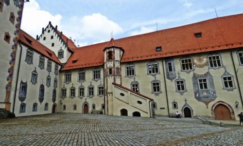 Zdjecie NIEMCY / Bawaria / Füssen / Malownicze Niemcy