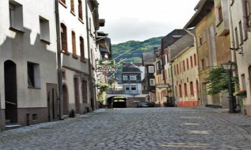 Zdjecie NIEMCY / Dolina Renu / Bacharach / Bacharach