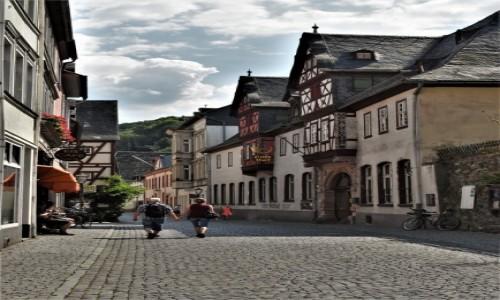 Zdjecie NIEMCY / Dolina Renu / Bacharach / Bacharach, zakamarki