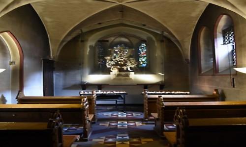 Zdjecie NIEMCY / Nadrenia Północna-Westfalia / Ratingen / Ratingen, średniowieczny kościół św. Piotra i Pawła.