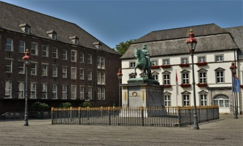 NIEMCY / Nordrhein-Westfalen / Disseldorf / Disseldorf