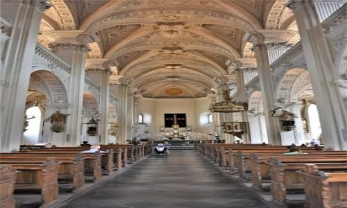 NIEMCY / Nordrhein-Westfalen / Disseldorf / Disseldorf, kościół dominikański