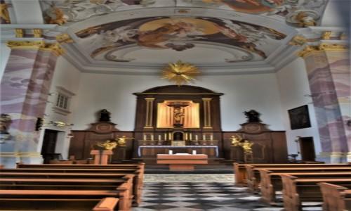 Zdjecie NIEMCY / Nordrhein-Westfalen / Disseldorf / Disseldorf, kościól karmelitański
