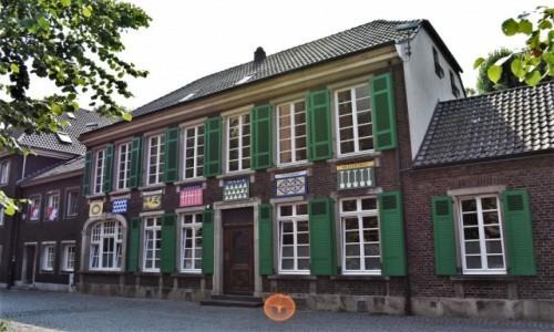 NIEMCY / Nordrhein-Westfalen / Disseldorf / Disseldorf, zakamarki