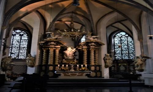 Zdjecie NIEMCY / Nordrhein-Westfalen / Disseldorf / Disseldorf, Basilika St. Lambertus