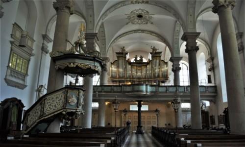 Zdjecie NIEMCY / Nadrenia Północna-Westfalia  / Disseldorf / Disseldorf. kościół św. Mikołaja