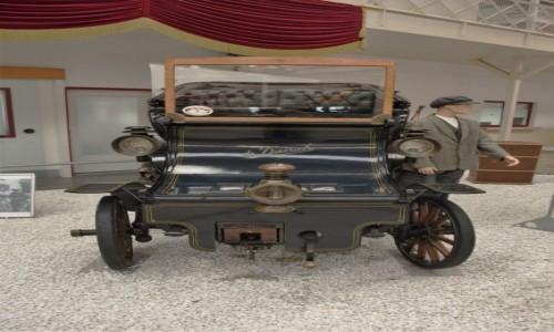 Zdjęcie NIEMCY /  Nadrenia-Palatynat  / Spira / Speyer. muzeum techniki